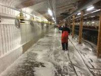Anglia praca jako pracownik porządkowy sprzątanie przemysłowej hal, Bristol