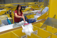 Od zaraz fizyczna praca Anglia przy sortowaniu odzieży używanej w Londynie 2019