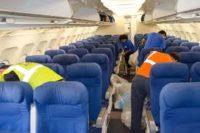 Bez znajomości języka praca Anglia sprzątanie samolotów od zaraz Londyn