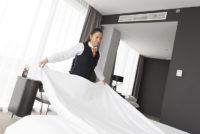 Oferta pracy w Anglii dla pokojówek przy sprzątaniu pokoi w hotelach 5* Londyn UK