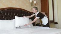 Pokojówka do pracy w Anglii z językiem angielskim przy sprzątaniu hoteli, Londyn