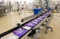 Od zaraz dla par Anglia praca na produkcji czekolady bez znajomości języka w Luton