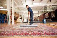 Praca w Anglii jako supervisor pracowników piorących dywany Londyn 2019