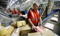 Dam fizyczną pracę w Anglii od zaraz bez języka sortowanie paczek na magazynie logistycznym, Milton Keynes