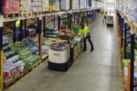 Anglia praca od stycznia 2020 na magazynie sklepu wielobranżowego Bristol UK