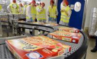 Bez języka oferta pracy w Anglii dla par od zaraz na produkcji pizzy w Birmingham