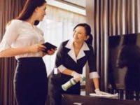 Nadzorujący pokojówek do pracy w Anglii z językiem angielskim w hotelach z Londynu