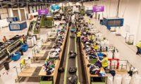 Fizyczna praca Anglia dla par przy sortowaniu odzieży bez znajomości języka od zaraz w Peterborough UK