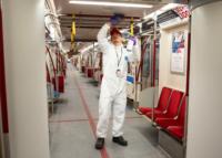 Praca w Anglii bez znajomości języka sprzątanie-odkażanie wagonów metra Londyn od zaraz