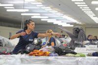 Fizyczna praca Anglia bez języka przy sortowaniu odzieży używanej od zaraz Londyn 2020