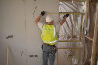 Anglia praca od zaraz w budownictwie pomocnik budowlany przy suchej zabudowie, Stafford