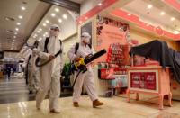 Oferta pracy w Anglii bez języka od zaraz sprzątanie i dezynfekcja galerii handlowej w Londynie