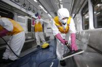 Od zaraz praca w Anglii 2020 bez języka przy sprzątaniu-dezynfekcji metra w Londynie