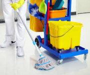 Bez języka praca Anglia sprzątanie i odkażanie galerii handlowej od zaraz w Londynie