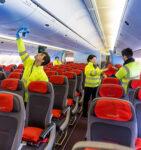 Praca w Anglii przy sprzątaniu-dezynfekcji samolotów od zaraz na lotnisku Londyn – Heathrow
