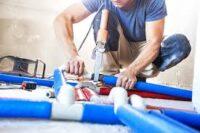 Praca w Anglii dla hydraulików od zaraz bez języka w budownictwie, Preston UK