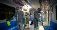 Bez języka oferta pracy w Anglii sprzątanie i dezynfekcja metra od zaraz w Londynie