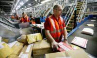 Sortowanie paczek oferta fizycznej pracy w Anglii od zaraz, Milton Keynes