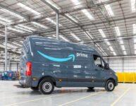 Anglia praca jako kierowca kat.B / kurier Amazon UK w Londynie
