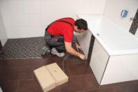 Od zaraz praca w Anglii na budowie bez języka przy remontach łazienek Birmingham UK