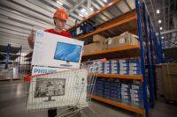 Na magazynie elektroniki oferta pracy w Anglii od zaraz, Andover UK