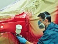 Anglia praca pomocnik blacharza-lakiernika samochodowego od zaraz bez języka w Warrington