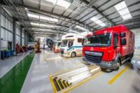 Anglia praca mechanik samochodów ciężarowych w firmie logistycznej od zaraz, Purfleet (Essex)