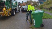 Pomocnik śmieciarza oferta fizycznej pracy w Anglii bez języka od zaraz Londyn