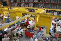 Anglia praca dla par sortowanie odzieży używanej bez języka od zaraz Peterborough UK
