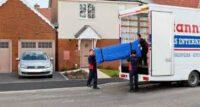Anglia praca fizyczna od zaraz przy przeprowadzkach jako pomocnik – kierowca w Hersham UK