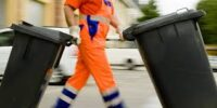 Fizyczna praca Anglia bez znajomości języka od zaraz pomocnik śmieciarza Londyn