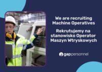 Praca w Anglii od zaraz jako operator maszyn wtryskowych, Blackburn UK