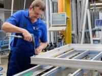 Bez języka oferta pracy w Anglii produkcja okien od zaraz fabryka w Kent UK