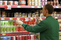 Fizyczna praca Anglia 2021 bez znajomości języka od zaraz wykładanie towaru w sklepie z Luton