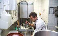 Pomoc kuchenna na zmywaku Anglia praca od zaraz bez języka w restauracji z Preston UK