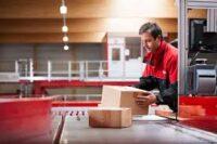 Oferta fizycznej pracy w Anglii przy sortowaniu paczek od zaraz Southampton UK