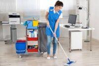 Dam pracę w Anglii bez języka przy sprzątaniu biur od zaraz Titchfield