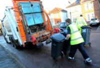Pomocnik śmieciarza oferta fizycznej pracy w Anglii bez języka 2021 Londyn