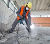 Bez języka praca w Anglii na budowie od zaraz przy rozbiórkach-wyburzeniach w Londynie