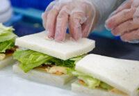 Na produkcji kanapek od zaraz praca Anglia bez znajomości języka dla par Londyn