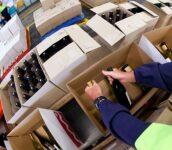 Anglia praca od zaraz jako pracownik na magazynie z winem w Corby UK